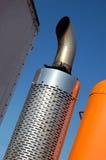 Dieselstapel Stockbilder