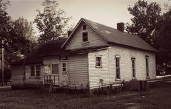 Dieses alte verlassene Haus Stockbild