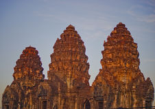 Dieses Bild ist über Felsenschloss, Thailand Stockfotografie