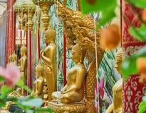Dieses Bild ist über Kunstreligion, Bangkok Thailand Stockfotos