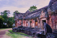 Dieses Bild ist über Schloss, Thailand Lizenzfreies Stockbild