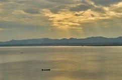 Dieses Bild ist über See, Thailand Lizenzfreie Stockfotos
