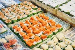 Dieses Bild ist über thailändischen Nachtisch, Bangkok Thailand Lizenzfreie Stockfotos
