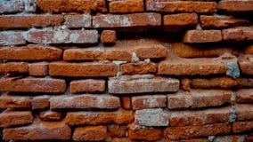 Dieses Bild ist über Ziegelsteinhintergrund, Thailand Lizenzfreies Stockfoto