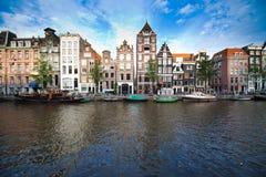 Dieses ist Amsterdam Lizenzfreies Stockbild