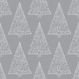Dieses ist Datei des Formats EPS10 Abstrakter Weihnachtsnahtloser Hintergrund Winterurlaubvektorbeschaffenheit für Tapete, Packpa Stockfotos