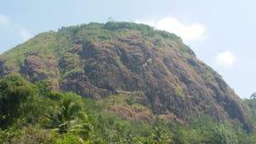 Dieses ist Gebirgsnicht Hügel stockbild
