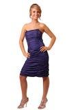 Dieses Kleid stockbild