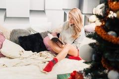 Dieses warme Weihnachtsgefühl stockfotos