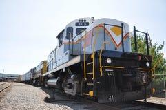 dieslowska lokomotywa Zdjęcia Stock
