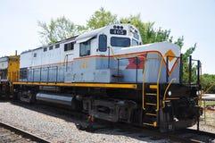 dieslowska lokomotywa Obrazy Royalty Free