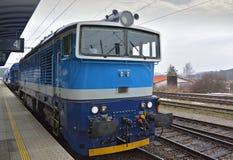 Dieslowska lokomotywa Obraz Royalty Free