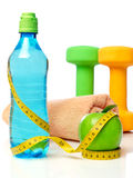 diet тренировка Стоковое Фото