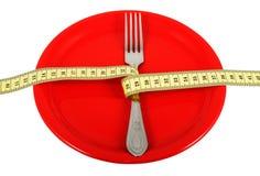 Diet_2 rigoroso Fotografia Stock Libera da Diritti