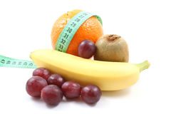 On diet Royalty Free Stock Photo