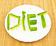 Diet stock image
