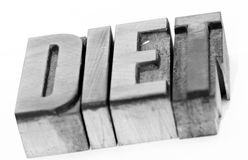 Diet 3D Royalty Free Stock Photos