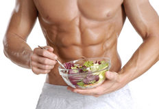 Diet abdominal. Royalty Free Stock Photo