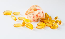 Diet And Supplements Stock Images