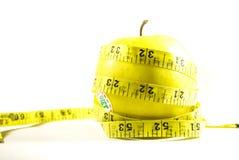 Diet apple Royalty Free Stock Image