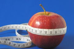Diet Apple Stock Photography