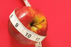 Diet Apple Stock Image