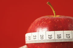 Diet Apple Stock Images