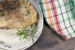 Diet boiled meat. Pork. soft focus Stock Images