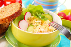 Diet breakfast Royalty Free Stock Photography