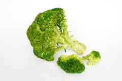 Diet broccoli Stock Photos