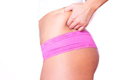 Diet cellulite Stock Image