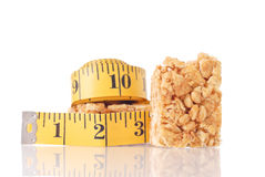 Diet Cereal Bar Royalty Free Stock Photos