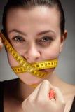 Diet concept stock images