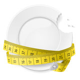 Diet concept. Stock Photo