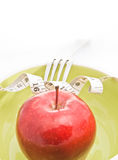Diet concept. Royalty Free Stock Images