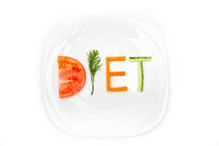 Diet concept Stock Photos