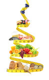 Diet concert Royalty Free Stock Images
