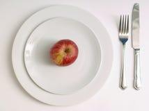 Diet dinner Stock Photography