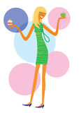 Diet royalty free illustration