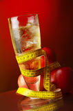 Diet drink Stock Images