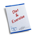 Diet and Exercise Stock Photos