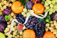 Diet and Fitness Backgroung stock image