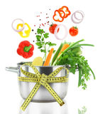 Diet food Royalty Free Stock Photos