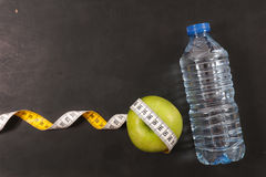 Diet food concept Royalty Free Stock Image