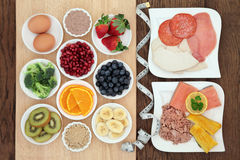 Diet Food Stock Photos