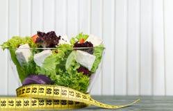 Diet food menu stock photography