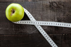 Diet and health concept Royalty Free Stock Photos