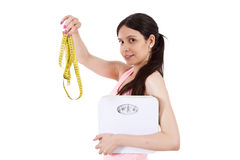 Diet and healthy life Stock Photos