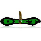 Diet icon Stock Image
