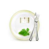 Diet illustration Royalty Free Stock Image